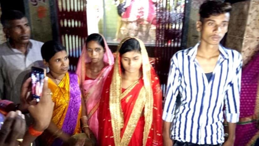 लॉज के कमरे में लड़के के साथ आपत्तिजनक स्थिति में मिली लड़की, लोगों ने करा दी शादी