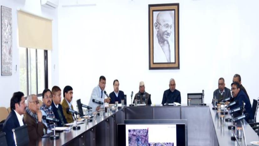 पटना में हाइटेक एग्जाम सेंटर बनाने की तैयारी, एक साथ 25हजार परीक्षार्थी दें सकेंगे परीक्षा...