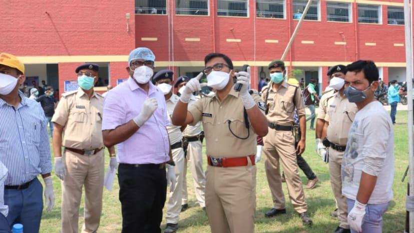 मुंबई और पुणे से आये बिहारियों की हुई स्क्रीनिग, संदिग्ध पाए गए 24 यात्री