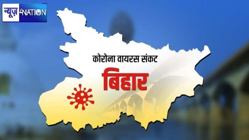 बिहार में फिर मिले 61 कोरोना पॉजिटिव, मरीजों की संख्या पहुंच गई 2166