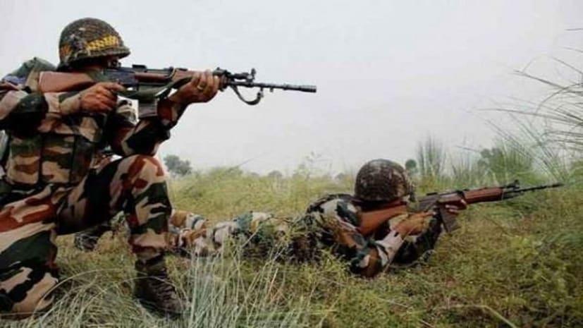 पंजाब में BSF की बड़ी कार्रवाई, घुसपैठ की कोशिश कर रहे पांच पाकिस्तानियों को मार गिराया