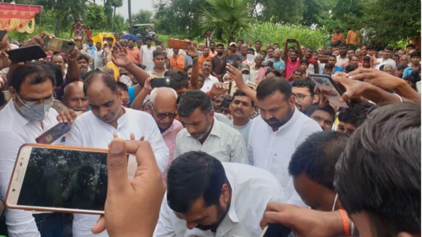 मुख्यमंत्री नीतीश कुमार के नेतृत्व की सरकार काम करने में विश्वास रखती है ― चन्दन यादव