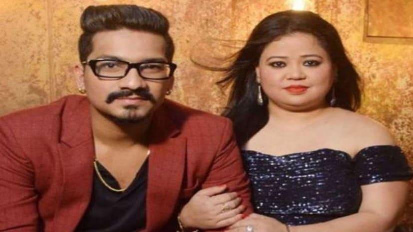 एनसीबी ने काॅमेडियन भारती सिंह के बाद पति हर्ष लिम्बचिया को किया गिरफ्तार, लगातार चल रही  थी पूछताछ