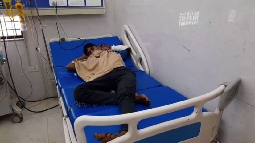 पुलिस की कार्रवाई : मुठभेड़ में हार्डकोर 10 लाख के इनामी नक्सली समेत तीन लोग मारे गए