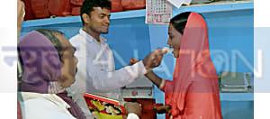 लड़के ने शादी से किया इंकार तो लड़की के परिजन पहुंचे थाने, पुलिस ने कराई प्रेमी जोड़े की शादी