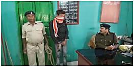पटना पुलिस ने शातिर चोर को दबोचा, CCTV में हुआ खुलासा