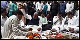 नवादा में मंत्री श्रवण कुमार ने आईटी भवन का किया शिलान्यास, कहा-प्रदेश में हो रहा है चौतरफा विकास