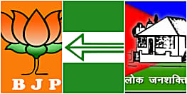 जदयू की 2नंबरी सीट पर नजर,3 मार्च के बाद हो जाएगाएनडीए में लोकसभा सीटों का एलान