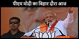 पीएमनरेंद्र मोदी आज आ रहे बिहार, दरभंगा में जनसभा को करेंगे संबोधित
