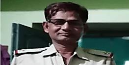 नालंदा में वाहन चेकिंग कर रहे SI को अनियंत्रित ट्रक ने कुचला, मौके पर मौत