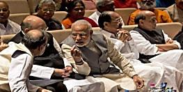 NDA के नवनिर्वाचित सांसदों की बैठक आज, पीएम नरेन्द्र मोदी को चुना जाएगा औपचारिक तौर पर नेता