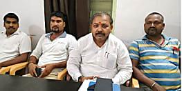 भाजपा नेता ने पार्टी जिलाध्यक्ष पर लगाया आरोप, कहा निष्कासित करने का अधिकार नहीं