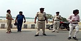 राजधानी में क्राइम कंट्रोल की कवायद, एसएसपी सड़क पर खुद कर रहीं हैं वाहनो की जांच