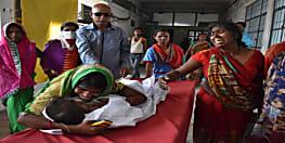 वैशाली पुलिस का कारनामा, चमकी बुखार से मरने वालों बच्चों के परिवार वालों पर दर्ज की एफआईआर!