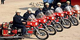 बिहार में आग बुझाने के लिए अब अग्निशामक मोटरसाईकिल का होगा प्रयोग,जानिए एक मोटरसाईकिल की कितनी है कीमत.....