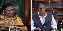 आजम खान ने रमा देवी पर की अश्लील टिप्पणी, बीजेपी ने की माफी की मांग