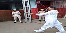 विधायक अनंत सिंह ने बेऊर जेल का खाना खाने से किया इंकार,सिर्फ एक ग्लास पानी पिया