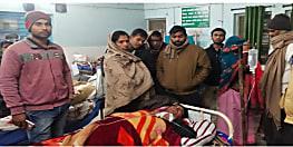 बेगूसराय में शिक्षक पर जानलेवा हमला, गंभीर हालत में इलाज के लिए अस्पताल में भर्ती