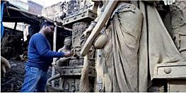 गया के इस डॉक्टर के हुनर को देखिये, जो बनाता है सुन्दर और इको फ्रेंडली मूर्तियाँ...