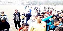 बिहार सरकार के मंत्री ने जैसे ही सीएए के पक्ष बोलना शुरू किया, लोगों ने कहा  खेल पर बोलिए