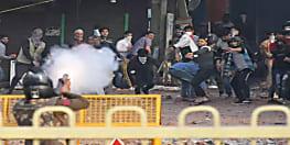 बड़ी  खबर : दिल्ली के मौजपुर इलाके में फिर बढ़ा तनाव, पत्थरबाजी और आगजनी के बाद 5 मेट्रो स्टेशन किया गया बंद