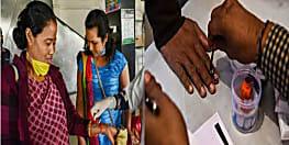बड़ी खबर : होम क्वारनटीन लोगों के हाथों में लगी चुनावी स्याही, EC ने दी इजाजत, जानिए क्यों....