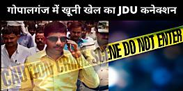 गोपालगंज में माले नेता के घर खूनी खेल का पॉलिटिकल कनेक्शन, घायल नेता ने फर्द बयान में JDU  विधायक पप्पू पांडेय का लिया नाम