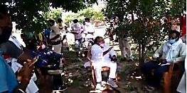 जाप नेता सुवोध यादव ने जदयू विधायक  को बताया झूठदेव, कहा-यादव को बदनाम करना बंद करें सत्यदेव कुशवाहा