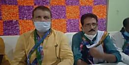 कानून की अदालत से अब जनता की अदालत में पहुंचे लोजपा प्रत्याशी संजय कुमार, सिमरी बख्तियारपुर विस सीट पर आजमा रहे अपना भाग्य