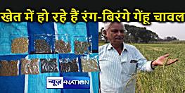 धान-गेंहू की कई प्रजाति के फसल उगाने वाले इस किसान से मिलिए, इलाके के लिए बन गए हैं उदाहरण