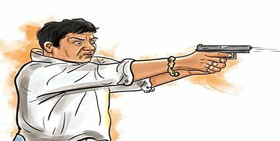 चुनाव प्रचार के दौरान JAP प्रत्याशी अजय कुमार पर फायरिंग, पुलिस ने घटना स्थल से 4 खोखे किये बरामद