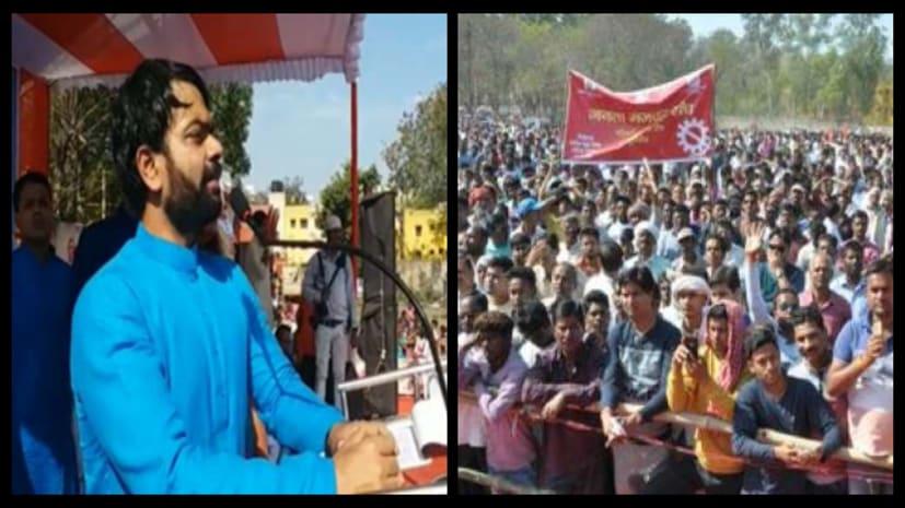 सिंह मेंशन के छोटे युवराज ने जनचेतना रैली से दिखाई अपनी ताकत, कहा-कुंती पुत्र धर्मयुद्ध में कूद चुका है पीछे नहीं हटेगा