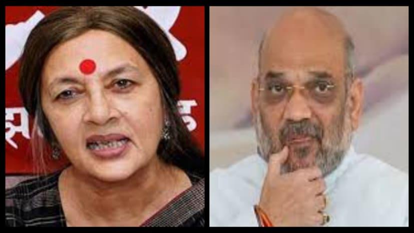 CPI (M) पोलित ब्यूरो सदस्य वृंदा करात का बड़ा आरोप, पुलवामा हमले पर बीजेपी कर रही है राजनीति