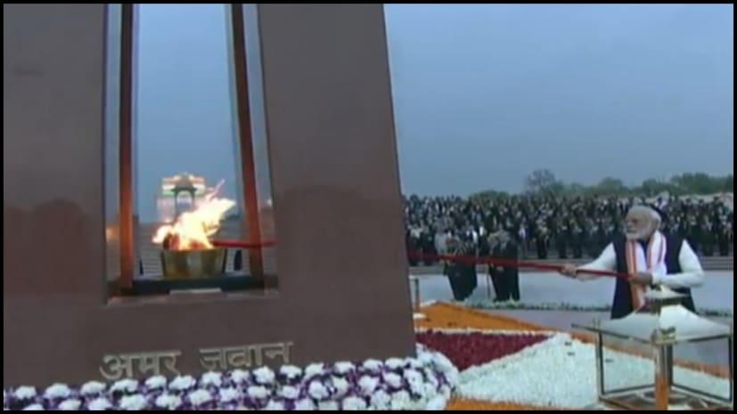 पीएम मोदी ने वॉर मेमोरियल का किया उद्घाटन, सैनिकों की वीरगाथा और बलिदान को मिला स्थान