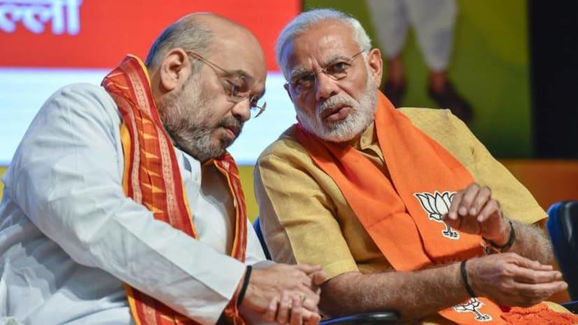 चुनाव प्रचार में बीजेपी नेताओं की कारपेट बॉम्बिंग , 2 अप्रैल को पीएम मोदी और 30 मार्च को अमित शाह का बिहार दौरा