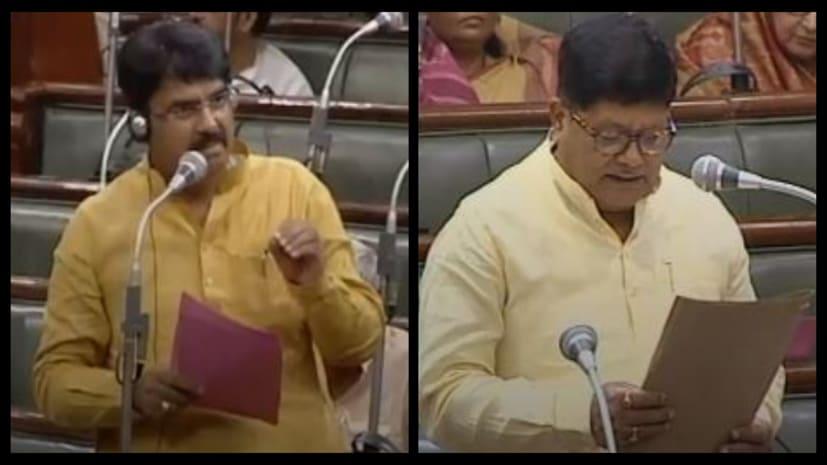 अपनों के निशाने पर मंत्री सुरेश शर्मा, सवालों की बौछार से मंत्री जी की हुई फजीहत