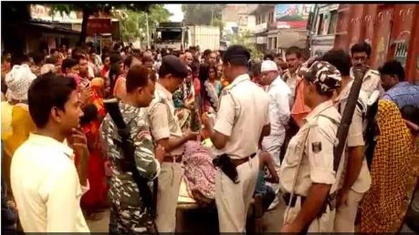 हाजीपुर में घर घुसकर युवक की गोली मारकर हत्या, पत्नी के प्रेमी पर हत्या का आरोप