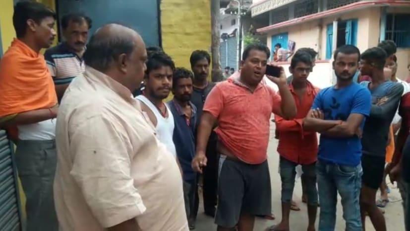 अभी-अभी : पटना में बीजेपी कार्यकर्ता पर जानलेवा हमला, बाल-बाल बची जान