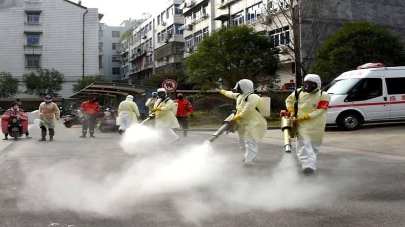 कोरोना वायरस से स्पेन में 2700 मौतें, हालात ऐसे की शवगृहों में नहीं है लाश रखने की जगह