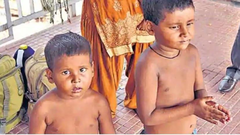 देश के बच्चों को पानी भी नहीं पिला पा रही सरकार,शौचालय का पानी पीने को मजबूर मासूम