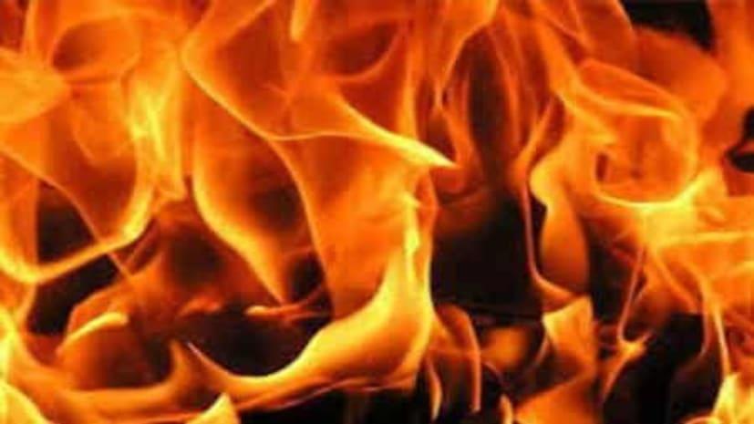 महिला की जिंदा जला कर हत्या ... सात लोगों पर दर्ज हुआ FIR...