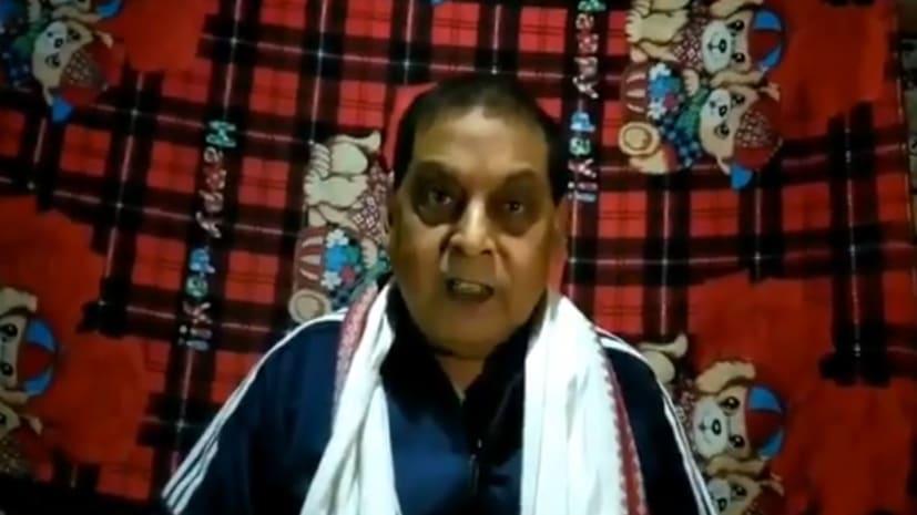 जदयू नेता नीरज ने तेजस्वी पर किया हमला, कहा- पिता की ऐसी घेनौनी हरकत पर राजनीति से पहले परिवार से दें इस्तीफा