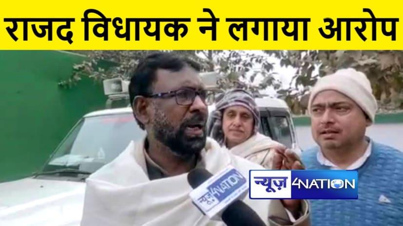 नवादा : NEWS4NATION की खबर के बाद राजद विधायक ने लिया शहर का जायजा, कहा कहीं नहीं है अलाव की व्यवस्था