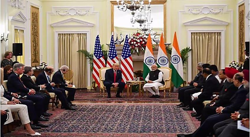 बड़ी खबर : भारत और अमेरिका के बीच 3 अरब डॉलर के रक्षा सौदे पर लगी मुहर