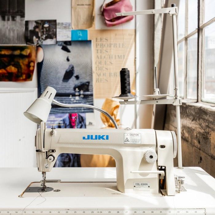Heath Sews Studio Image