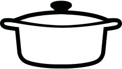 Icons ico dutch oven 2x