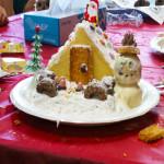 Yummy Christmas cake