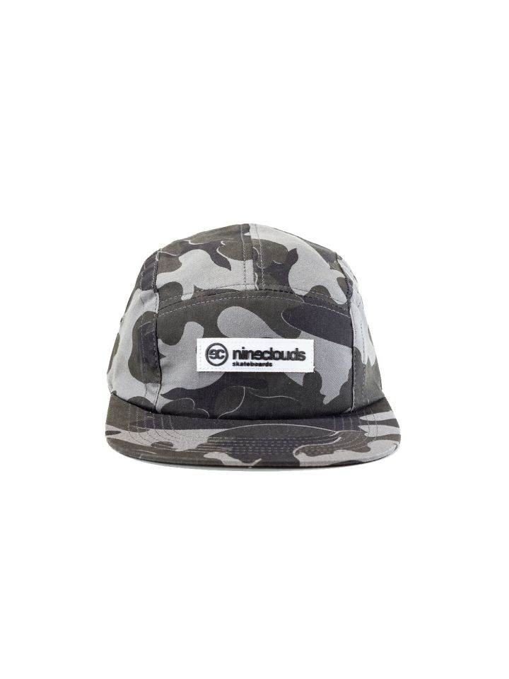 bone-nineclouds-five-panel-camo-gray-image