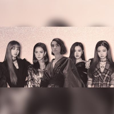 Dua Lipa & BLACKPINK Kiss And Make Up