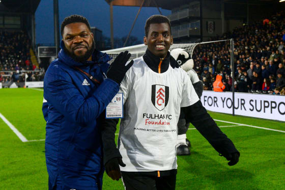 Try out creative writing for Fulham FC Foundation